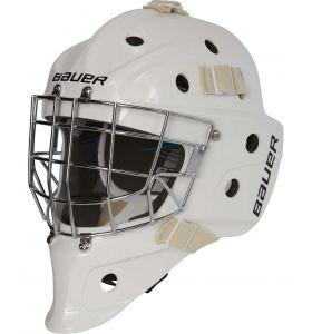 Bauer 930 Goal Mask Wht Sr