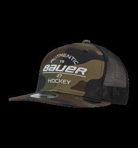 Bauer Original 9Fifty Snapback Cap Yth