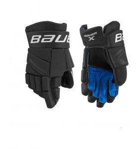 Bauer Hg X SR Black