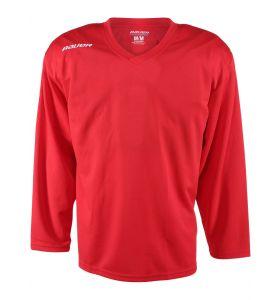 Bauer Practice Jersey Red SR