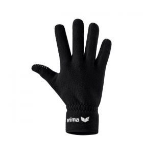 Erima Fleece Glove Black