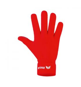 Erima Fleece Glove Red
