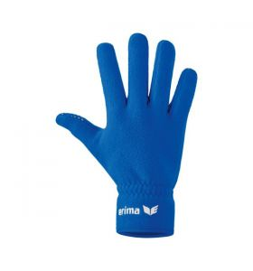 Erima Fleece Glove Blue