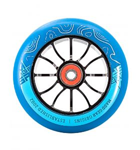 mgp 110mm Force wheel Blue