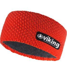 Viking Berg Headband Red