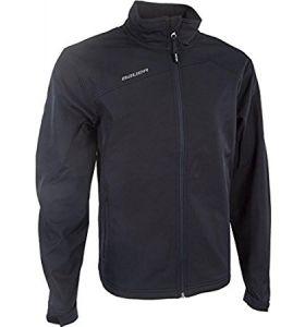 Bauer team soft shell jacket black SR