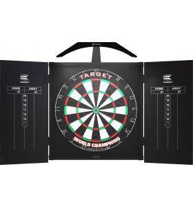 Target Arc Cabinet including Light