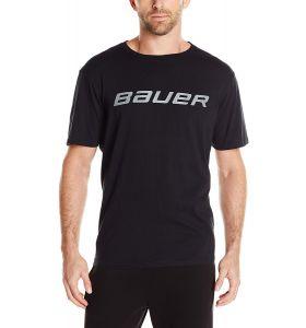 Bauer Core SS Tee Black SR
