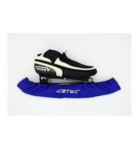 Icetec schaatshoes Blauw L