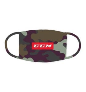 CCM Facemask camouflage