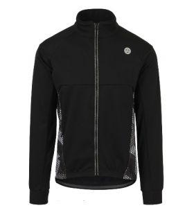 Agu Windtex Jacket Hexa Camo black