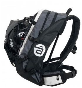 Cado Motus airflow XL backpack zwart grijs