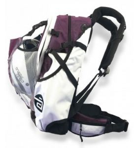 Cado Motus airflow backpack currant purple
