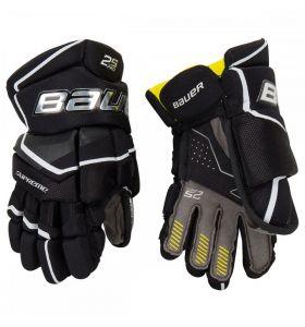 Bauer HG Supreme 2S Pro Gloves JR Black/White