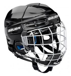 Bauer Helmet HH Prodigy YOUTH Combo Black