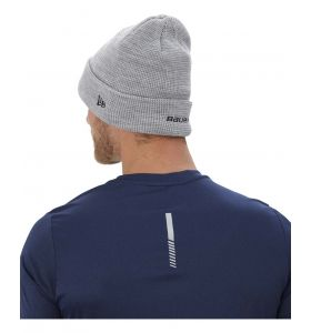 Bauer Team Knit Toque Silver