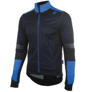Rogelli Winterjacket Force Black/Blue