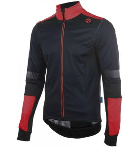Rogelli Winterjacket Force Black/Red