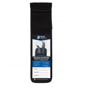 Blue Sports Skate Blade Travel Pouch