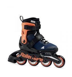 Rollerblade Microblade Blue/Warm-Orange