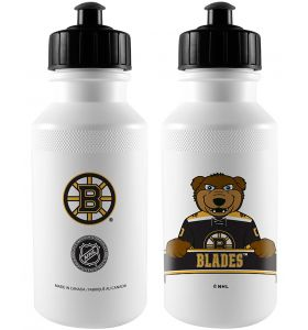 NHL Mascot Water Bottle 500ml Boston