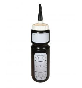 Bauer Water Bottle Rink Black