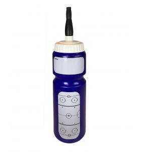 Bauer Water Bottle Rink Blue