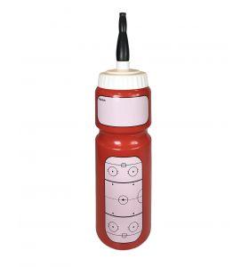 Bauer Water Bottle Rink Red
