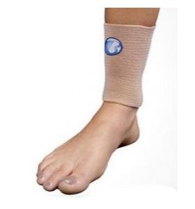 Bunga Pads Gel Lined Ankle Sleeve 1 Piece 5""