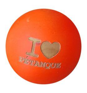 Obut I Love Petanque Oranje