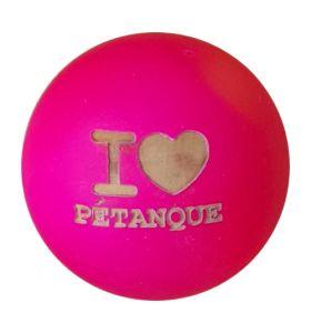 Obut I Love Petanque Roze