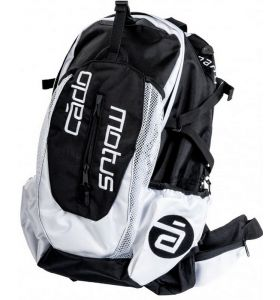 Cado Motus airflow backpack zwart