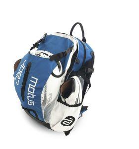 Cado Motus airflow race day gear bag Olympia Blue