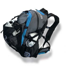 Cado Motus Waterflow Backpack Cyan Blue