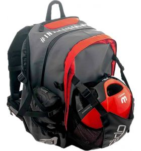 Cado Motus Waterflow Backpack Black/Red