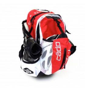 Cado Motus airflow backpack rood