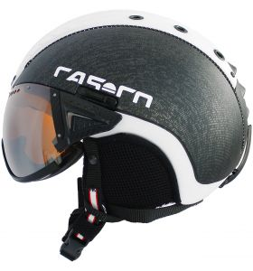 Casco SP-2 Visor Black White
