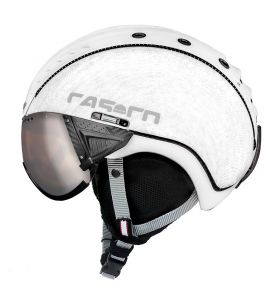 Casco SP-2 Visor Black/White