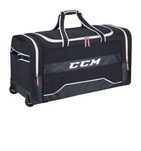 """CCM 380 Deluxe Wheelbag Black 37"""""""