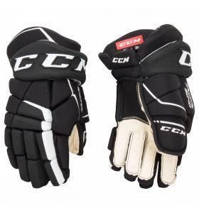 CCM Tacks 9040 Gloves JR Black/White