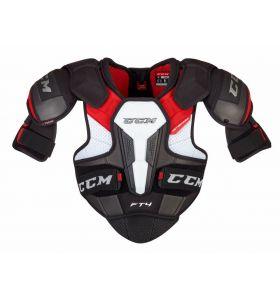 CCM Jetspeed FT4 Shoulder Pads SR