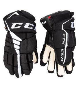 CCM Jetspeed FT4 glove black/white