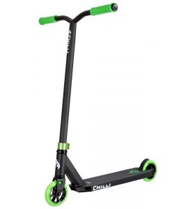 Chilli Pro Step Base black green
