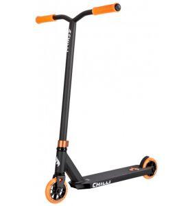 Chilli Pro step base zwart oranje