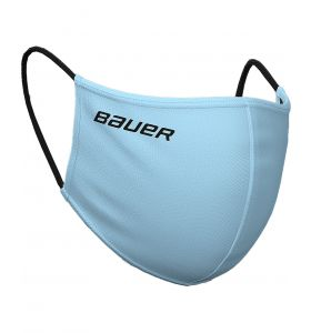 Bauer Facemask Blue/Plaid