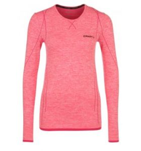 Craft active comfort LS poppy women