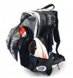 Cado Motus Waterflow Backpack Black/White