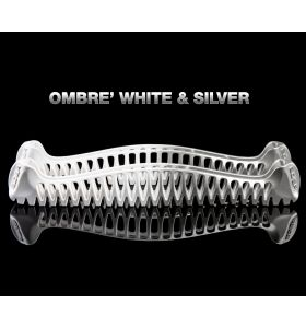 Edea E-Guard Ombre white silver
