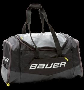 Bauer BG Elite Wheelbag SR Black