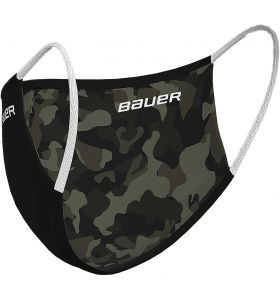 Bauer facemask black / camo